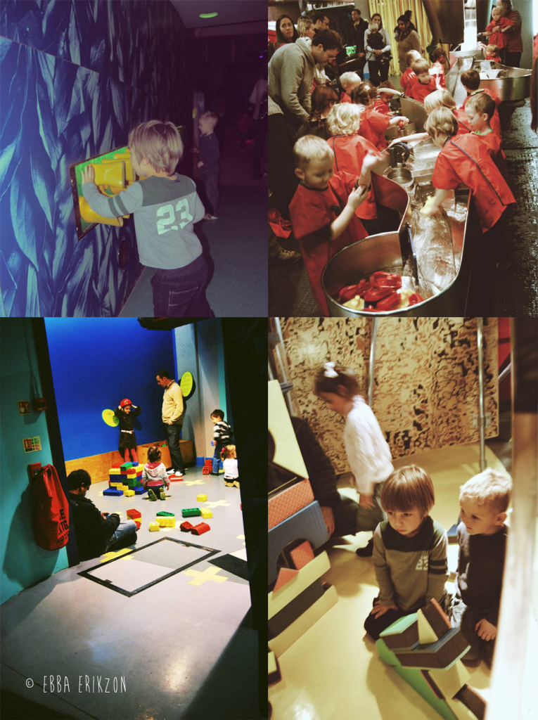 London Museums and parks with kids