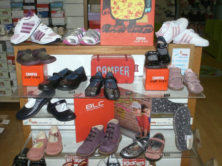 Camper Baby Shoes Sale