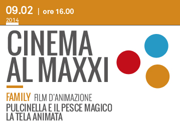 CINEMA AL MAXXI FAMILY