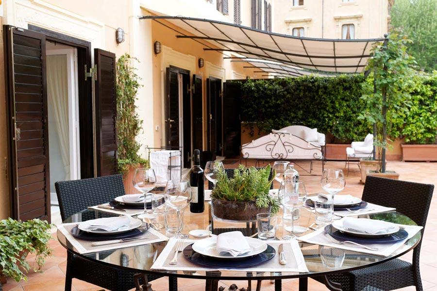 terrazza garden suite