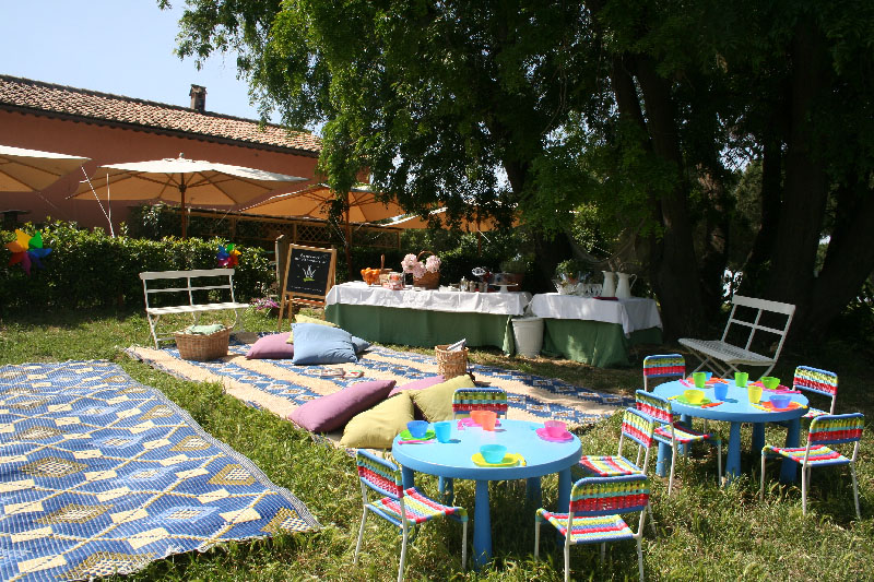 Vivi Bistrot Villa Pamphili - Family Welcome