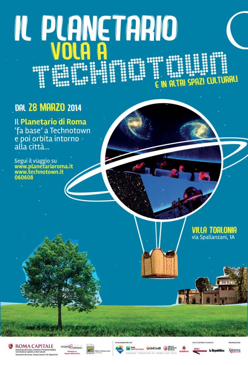 planetario a technotown