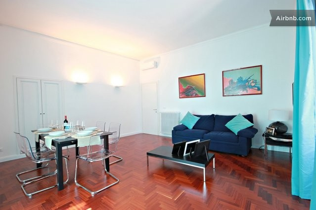 Lulublu: a Family Friendly Apartment in the center of Rome